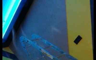 Роспись стен. Отделочные работы оказываем услуги