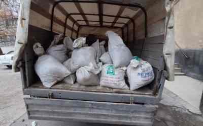 Вынос/Вывоз мусора (Строительного, бытового) оказываем услуги