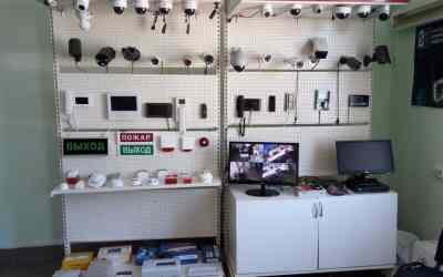 Видеонаблюдение охранно пожарная сигнализация оказываем услуги