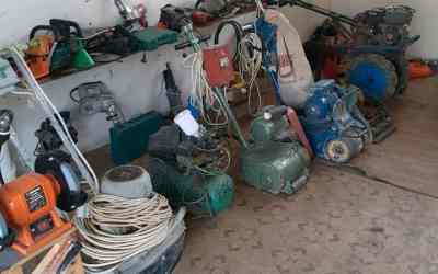 Прокат бензо электро инструментов оказываем услуги